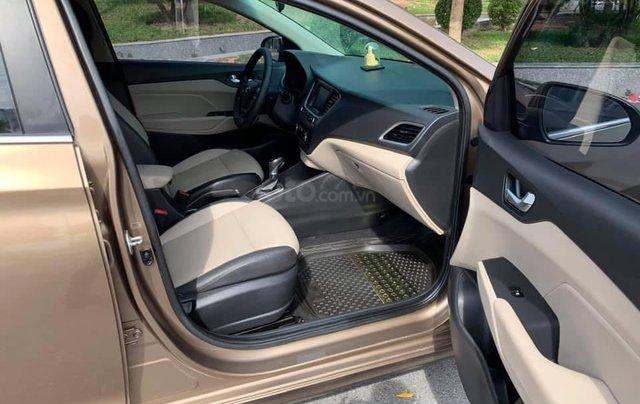 Hyundai Accent 1.4 ATH SX 2018, màu nâu4