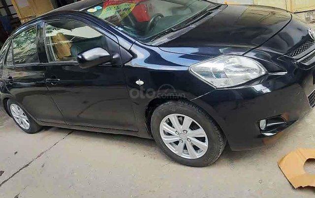 Bán Toyota Vios năm sản xuất 2010, màu đen còn mới, giá tốt0