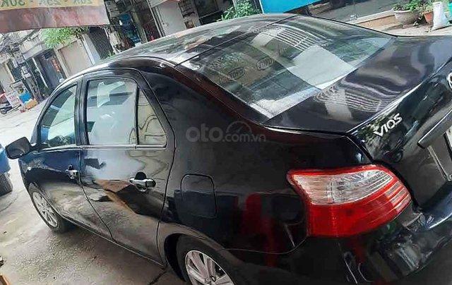 Bán Toyota Vios năm sản xuất 2010, màu đen còn mới, giá tốt3