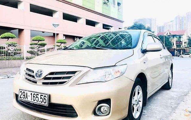 Bán Toyota Corolla năm sản xuất 2010, xe nhập còn mới0