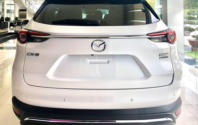 Mazda Phú Mỹ Hưng ưu đãi CX8 tặng nâng cấp gói phụ kiện và giảm lên đến 190tr2