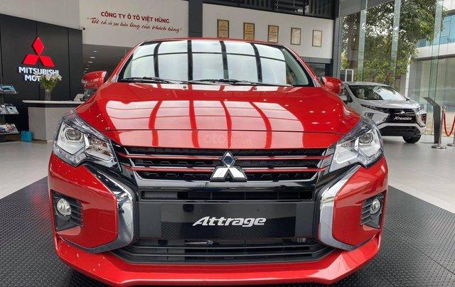 [Hot] bán Mitsubishi Attrage giá tốt nhất miền Bắc, tặng 50% thuế trước bạ + bộ phụ kiện chính hãng0
