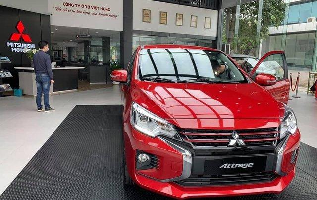 [Hot] bán Mitsubishi Attrage giá tốt nhất miền Bắc, tặng 50% thuế trước bạ + bộ phụ kiện chính hãng1