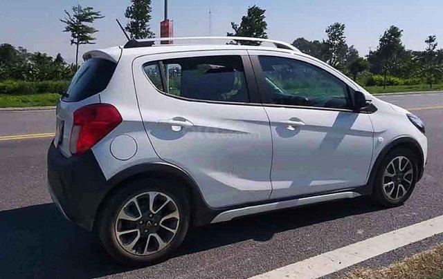 Bán xe VinFast Fadil năm sản xuất 2020, màu trắng còn mới2