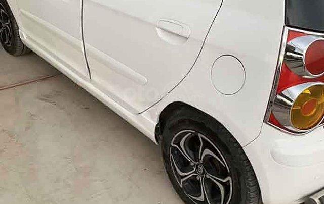 Cần bán lại xe Kia Morning năm 2008, màu trắng, nhập khẩu còn mới2