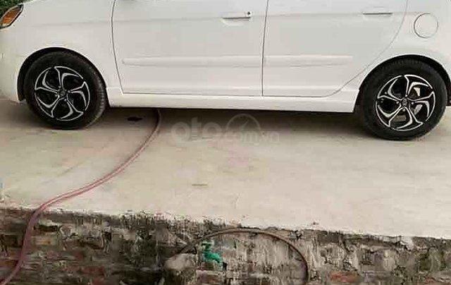 Cần bán lại xe Kia Morning năm 2008, màu trắng, nhập khẩu còn mới0