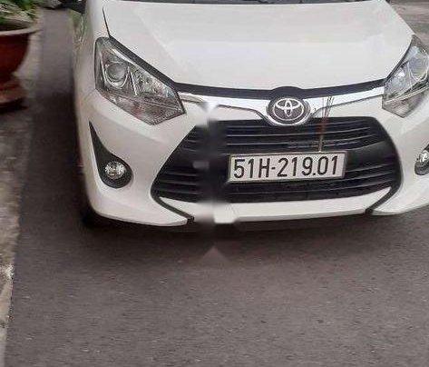 Bán Toyota Wigo năm sản xuất 2019, nhập khẩu còn mới0