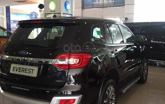 Ford Everest 4WD 2020, màu đen, giao xe ngay1