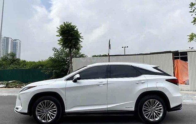 Bán Lexus RX sản xuất năm 2019, màu trắng, nhập khẩu nguyên chiếc còn mới0