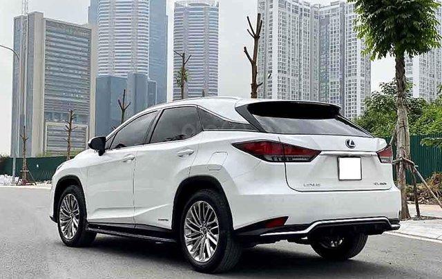 Bán Lexus RX sản xuất năm 2019, màu trắng, nhập khẩu nguyên chiếc còn mới4