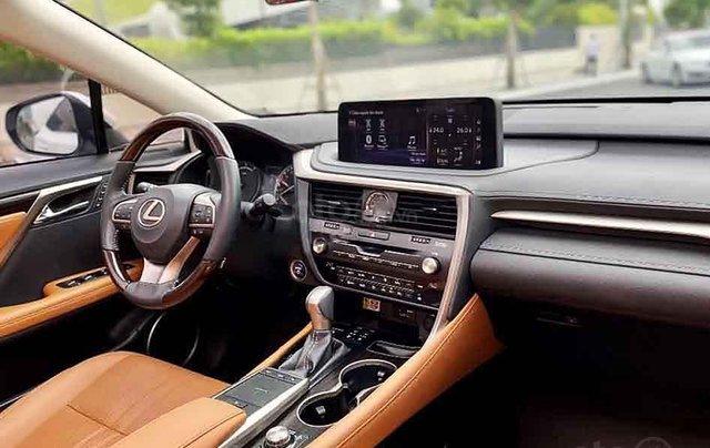 Bán Lexus RX sản xuất năm 2019, màu trắng, nhập khẩu nguyên chiếc còn mới1