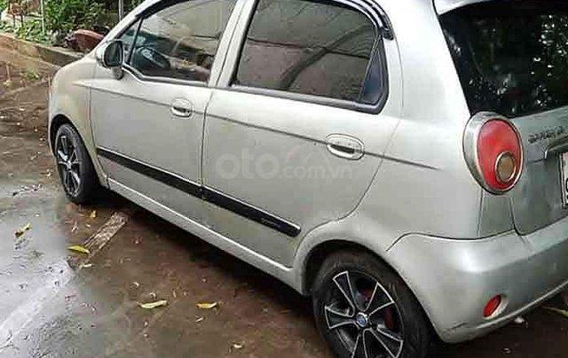 Cần bán xe Chevrolet Spark năm sản xuất 2009, màu bạc còn mới, giá chỉ 78 triệu3