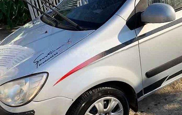 Cần bán lại xe Hyundai Getz năm 2009, màu bạc, xe nhập còn mới, giá chỉ 140 triệu4