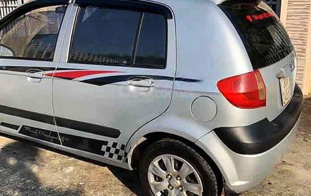 Cần bán lại xe Hyundai Getz năm 2009, màu bạc, xe nhập còn mới, giá chỉ 140 triệu2