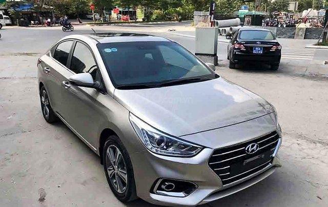 Cần bán Hyundai Accent sản xuất 2018 còn mới, 505tr0