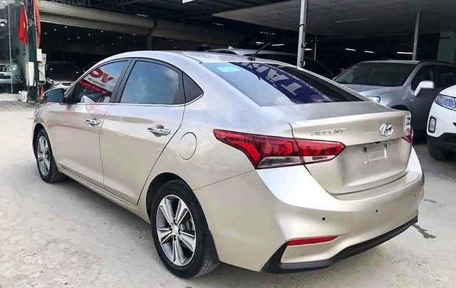 Cần bán Hyundai Accent sản xuất 2018 còn mới, 505tr4