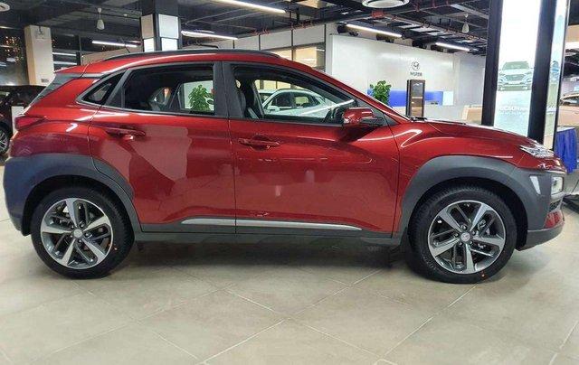 Bán ô tô Hyundai Kona 2020, màu đỏ, 671 triệu2