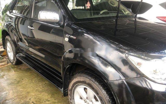 Cần bán gấp Toyota Fortuner sản xuất năm 2011, màu đen chính chủ, giá chỉ 400 triệu1