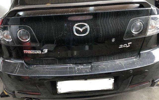 Bán Mazda 3 sản xuất năm 2009, màu đen, xe nhập, 285 triệu2
