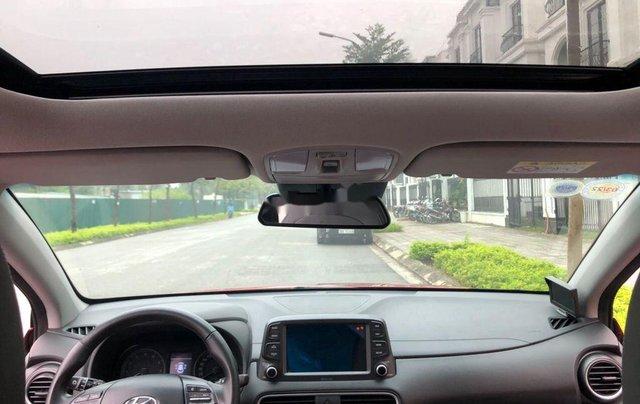 Bán Hyundai Kona đời 2019, màu đỏ còn mới, giá 705tr6