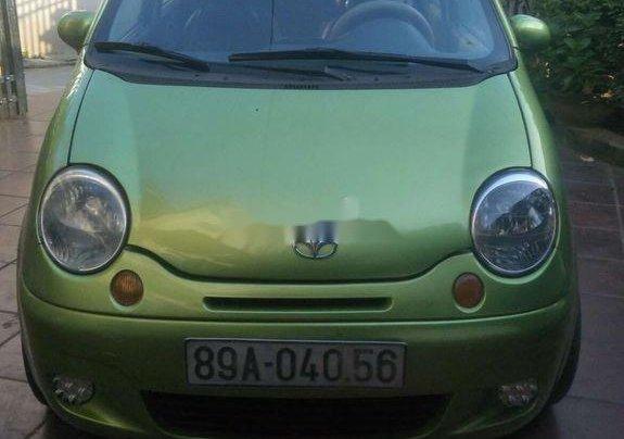 Bán xe Daewoo Matiz đời 2007, nhập khẩu0