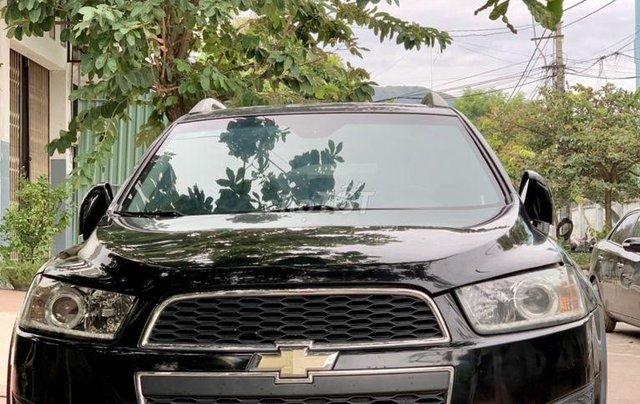 Bán xe Chevrolet Captiva năm sản xuất 2014 còn mới0