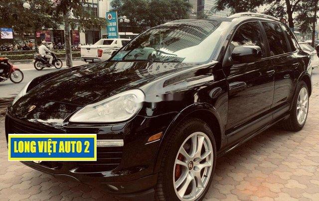Cần bán lại xe Porsche Cayenne đời 2009, màu đen, xe nhập chính chủ, giá tốt2