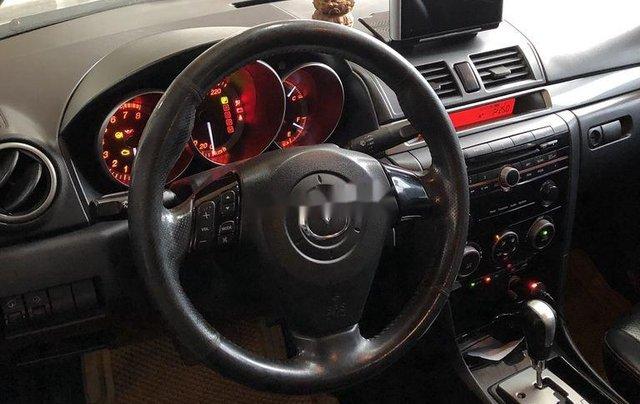 Bán Mazda 3 sản xuất năm 2009, màu đen, xe nhập, 285 triệu3