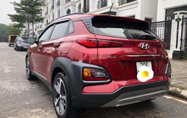 Bán Hyundai Kona đời 2019, màu đỏ còn mới, giá 705tr4