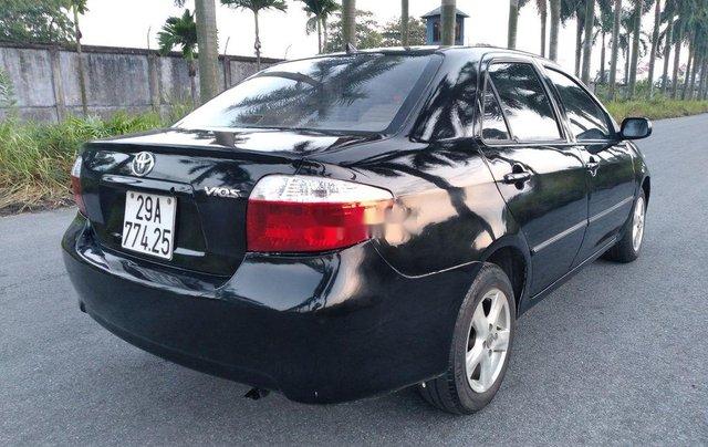 Xe Toyota Vios năm sản xuất 2007 còn mới, giá tốt4