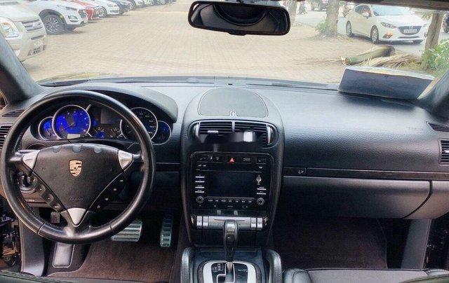 Cần bán lại xe Porsche Cayenne đời 2009, màu đen, xe nhập chính chủ, giá tốt11