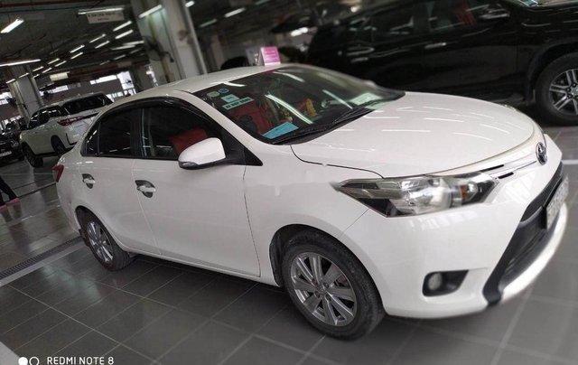 Cần bán lại xe Toyota Vios năm 2018, màu trắng, giá 465tr0