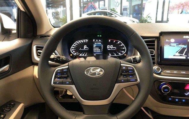 Bán xe Hyundai Accent năm sản xuất 2020, màu trắng, 600tr5