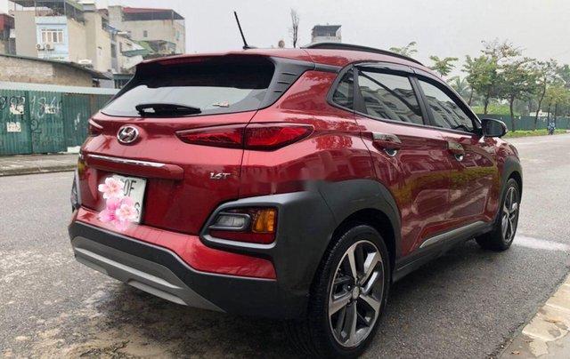 Bán Hyundai Kona đời 2019, màu đỏ còn mới, giá 705tr2