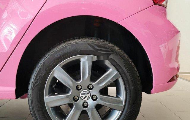 Cần bán Volkswagen Polo đời 2016, màu hồng, xe nhập3