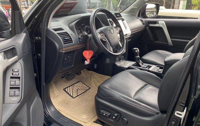 Bán Toyota Prado đời 2018, màu đen, xe nhập còn mới11