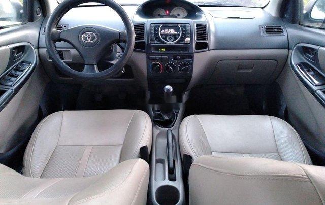 Xe Toyota Vios năm sản xuất 2007 còn mới, giá tốt5