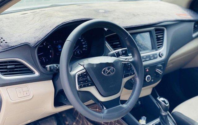 Cần bán lại xe Hyundai Accent đời 2019, màu trắng chính chủ10