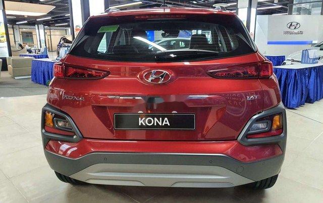 Bán ô tô Hyundai Kona 2020, màu đỏ, 671 triệu4