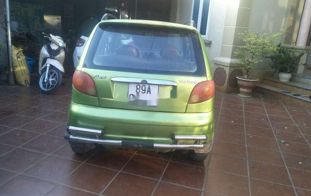 Bán xe Daewoo Matiz đời 2007, nhập khẩu3