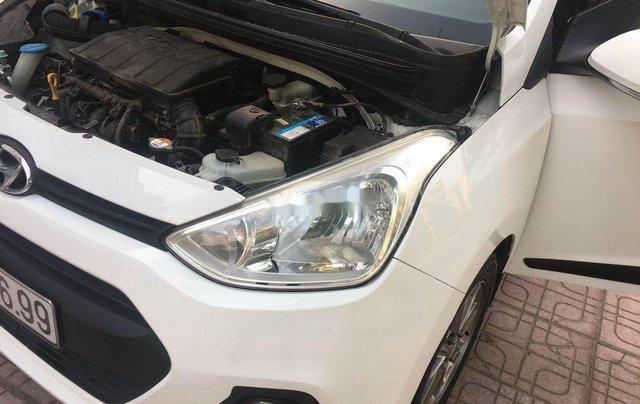 Cần bán lại xe Hyundai Grand i10 sản xuất năm 2015, nhập khẩu nguyên chiếc3