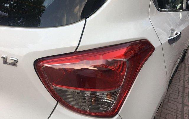 Cần bán lại xe Hyundai Grand i10 sản xuất năm 2015, nhập khẩu nguyên chiếc4