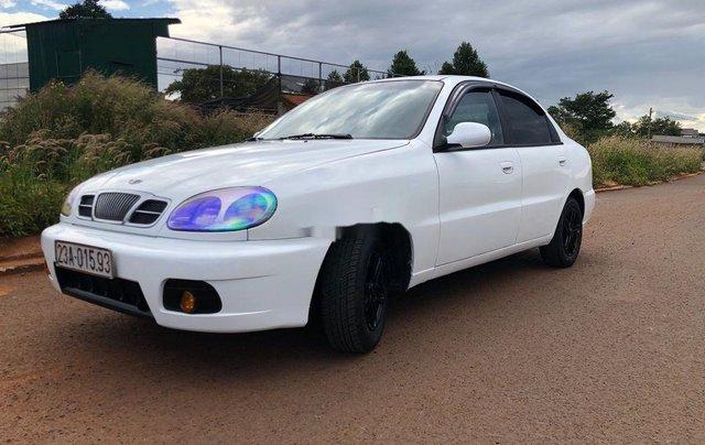 Cần bán xe Daewoo Lanos năm sản xuất 2002, nhập khẩu nguyên chiếc0