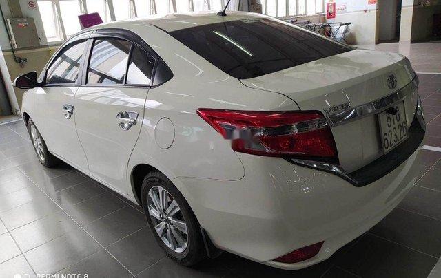 Cần bán lại xe Toyota Vios năm 2018, màu trắng, giá 465tr2