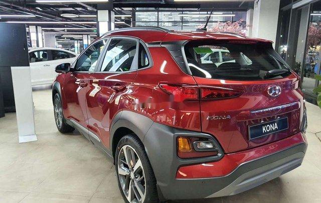 Bán ô tô Hyundai Kona 2020, màu đỏ, 671 triệu3