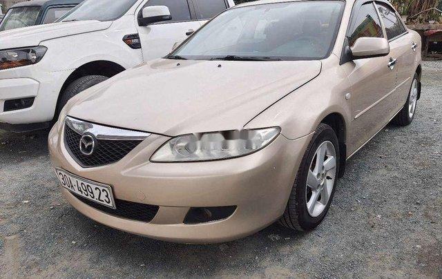 Bán xe Mazda 6 sản xuất năm 2004, giá chỉ 185 triệu1