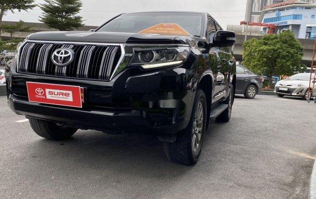 Bán xe Toyota Prado đời 2018, màu đen, xe nhập còn mới3