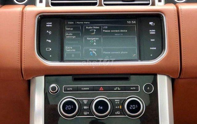 Cần bán LandRover Range Rover Autobiography LWB 5.0 năm sản xuất 2015, màu đen7