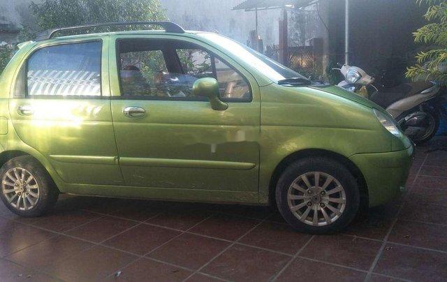 Bán xe Daewoo Matiz đời 2007, nhập khẩu1