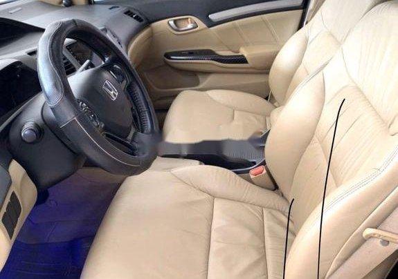 Xe Honda Civic đời 2014, màu ghi bạc, giá tốt6